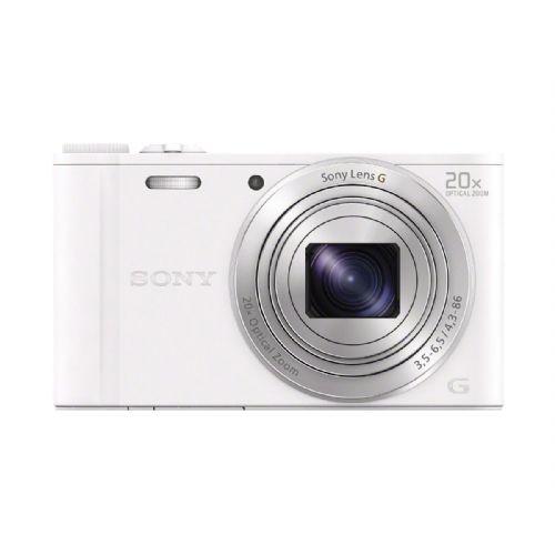 Fotoaparat SONY Cyber-Shot DSC-WX350W Bel