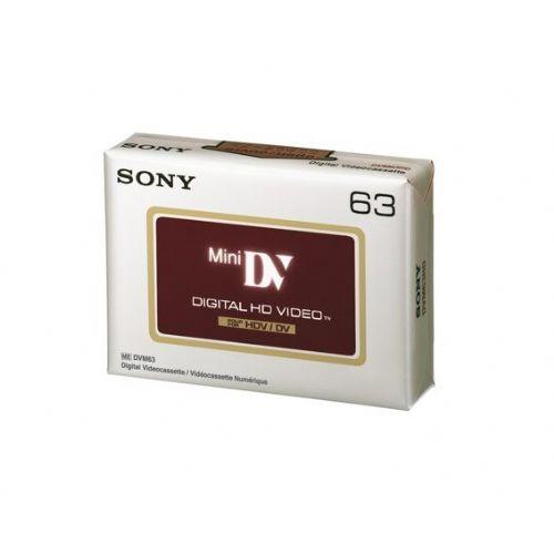 DV kaseta Sony DVM63HDV