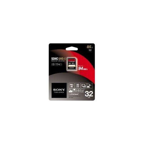 SONY SD kartica 32GB, hitrost branja do 40 MB/s