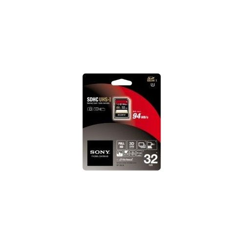 SONY SD kartica 32GB, hitrost branja do 94 MB/s
