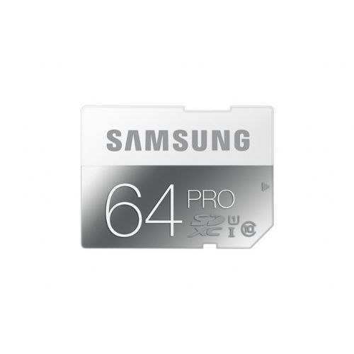 Spominska kartica SD XC Samsung PRO 64GB C10 (MB-SG64D/EU, odprta embalaža)