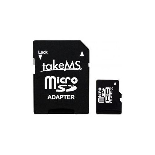 TakeMS, Micro SDHC kartica 32GB, class10 + adapter