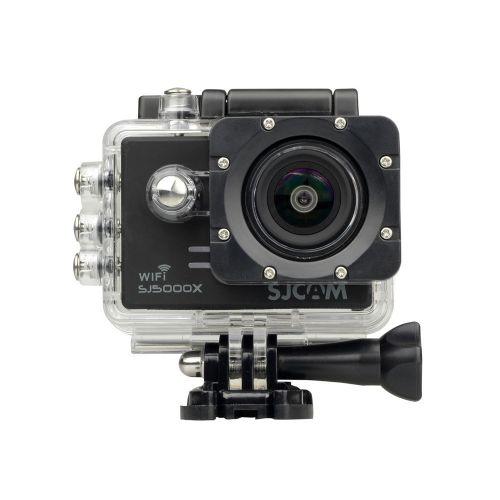 Vodoodporna 4K športna kamera SJCAM SJ5000X Elite z bogato dodatno opremo