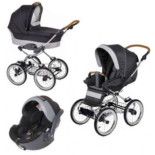 Otroški voziček Navington Caravel 3v1