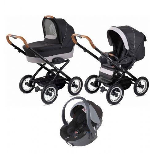 Otroški voziček Navington Corvet 3v1