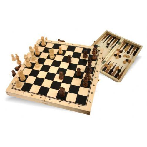 Družabni igri Šah in Backgammon 68334
