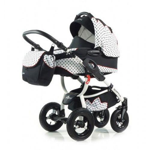 Otroški voziček Tako Captiva Polka Dots 2v1