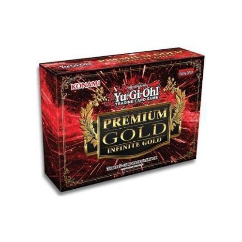 Yu-Gi-Oh! - Premium Gold 3: Infinite Gold Pack