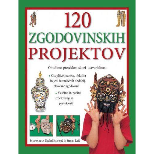 120 zgodovinskih projektov