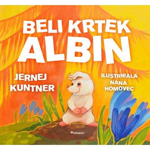 Beli krtek Albin