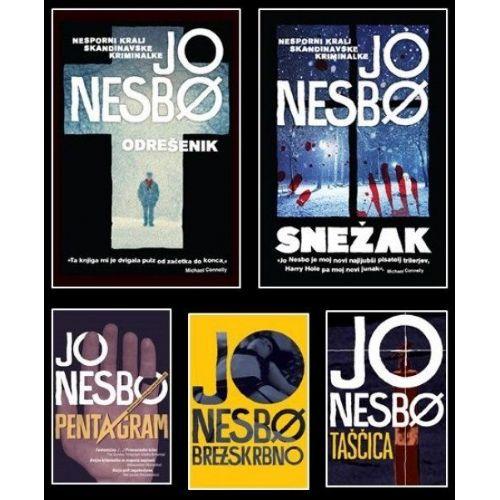 Jo Nesbo (5 kriminalk)