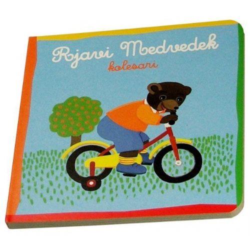 Rjavi Medvedek kolesari