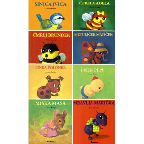Zbirka Drobižki (8 knjig)