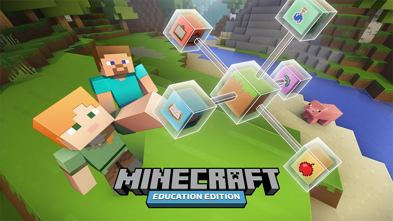Rezultat iskanja slik za minecraft education edition