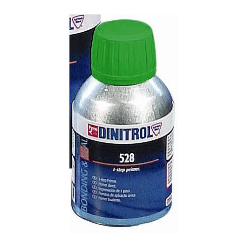 Črno premazno sredstvo. Aktivator. UV zaščita - DINITROL 528 PLUS One-Step-Primer 30ml