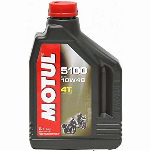 Olje Motul 4T 5100 Ester 10W40 2L