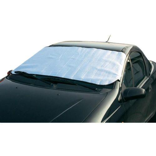 Aluminijasto pokrivalo za stekla Silber za avtobus, kombi, tovornjak(B x H) 210 cm x 100 cm