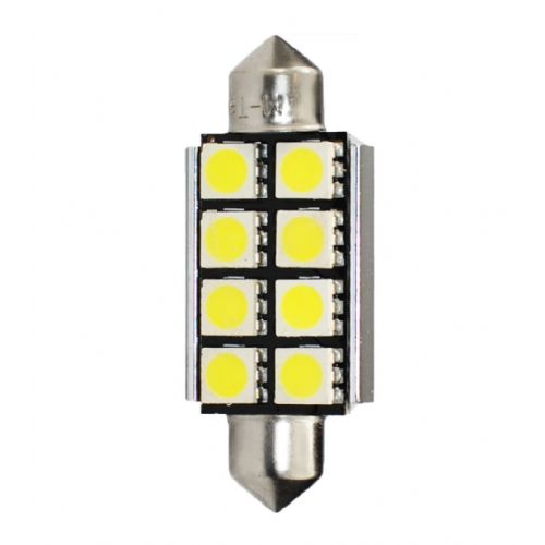 LED SVETILKA 2 KOS  L327 - C5W 41MM 8XSM