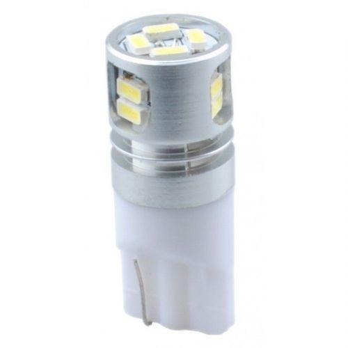LED SVETILKA 2 KOS  LB086W W5W, T10, 12V