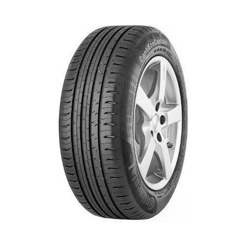 letne gume 185/55R15 86H XL ContiEcoContact 5* D5 (OE) Continental AKCIJA DOT2014