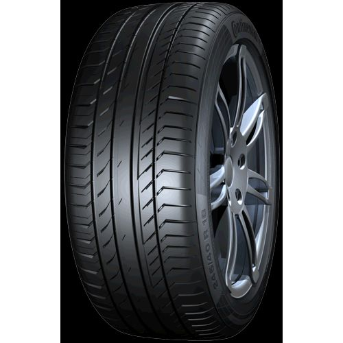 letne gume 245/45R18 96W FR ContiSportContact 5 Continental