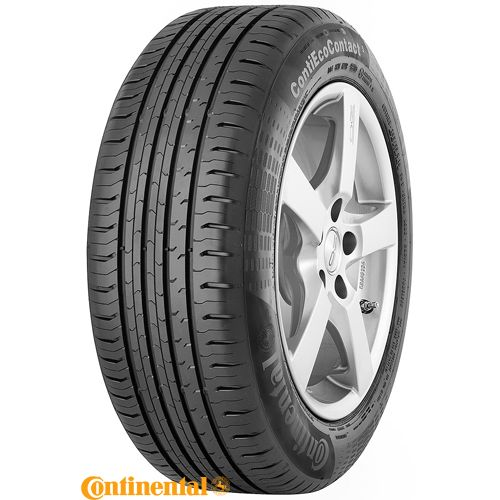 Letne gume CONTINENTAL ContiEcoContact 5 195/60R15 88H