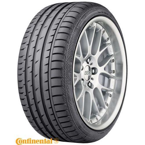 Letne pnevmatike CONTINENTAL ContiSportContact 3 235/35R19 87Y FR  N1