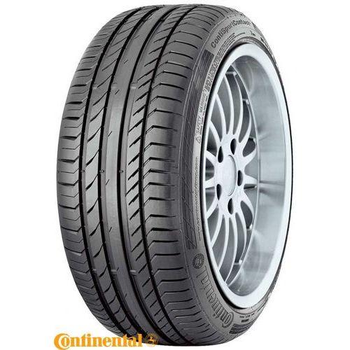 Letne pnevmatike CONTINENTAL ContiSportContact 5 265/40R22 106Y FR XL J