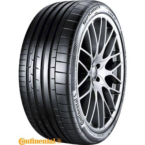 Letne pnevmatike CONTINENTAL SportContact 6 245/35R19 93Y FR XL