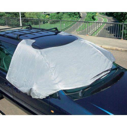 Magnetno pokrivalo za vetrobransko steklo
