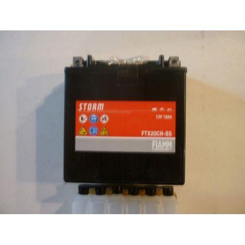 Moto akumulator 12V 18 Ah FIAMM FTX20CH-BS (150x87x161)