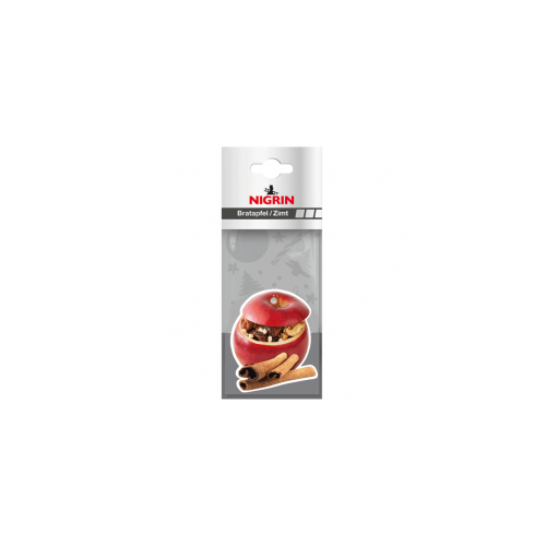 NIGRIN Dišeči list z zimsko aromo jabolčne pite s cimetom