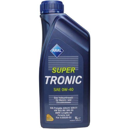 Olje Aral Super Tronic 0W40 1L