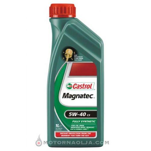 OLJE CASTROL MAGNATEC 5W-40 1L