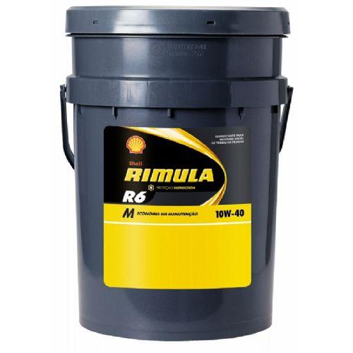 Olje Shell Rimula R6M 10W40 20L