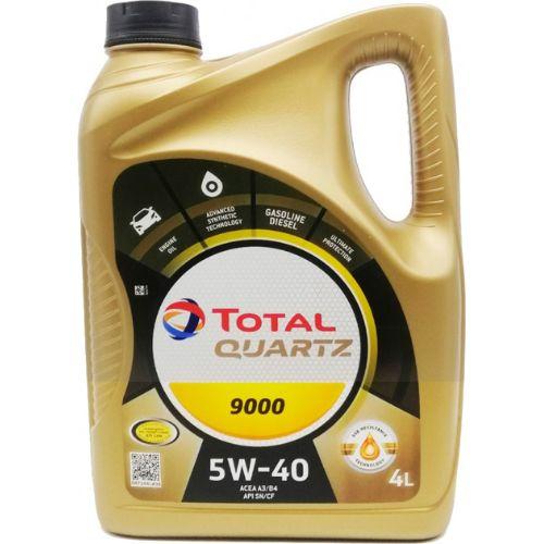 Olje Total Quartz 9000 5W40 4L