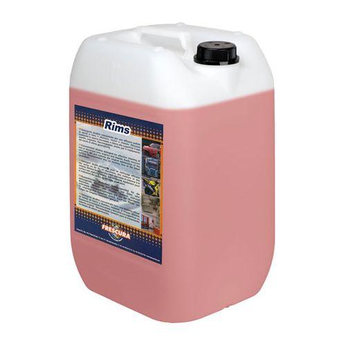 Alkalni detrgent za čiščenje alu platišč in šasij motorjev - RIMS