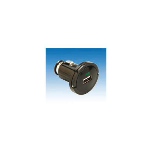 uniTEC Mini USB 12 V priključek za vžigalnik