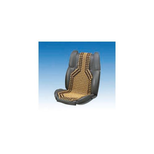 uniTEC Obloga za sedež iz lesenih kroglic
