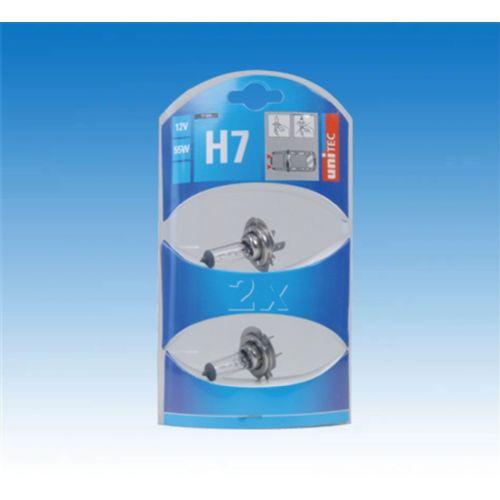 uniTEC Paket dveh svetil H7