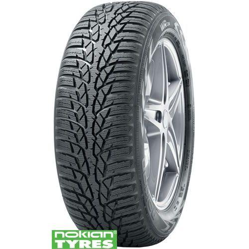 Zimske pnevmatike NOKIAN WR D4 205/60R16 92H   DEMO