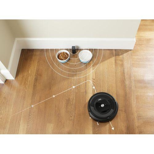 robotski sesalnik irobot roomba 680. Black Bedroom Furniture Sets. Home Design Ideas