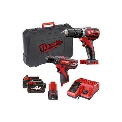 AKUMULATORSKI SET Milwaukee M18 SET2G-423C