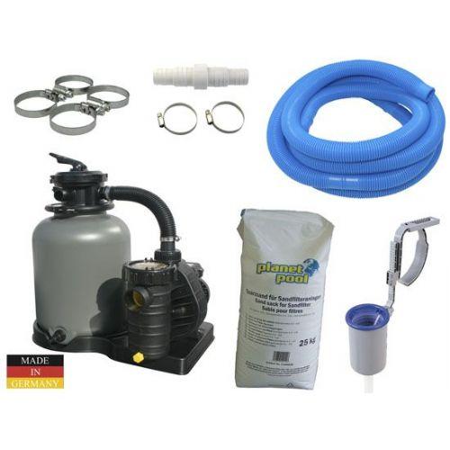 Filter paket Aqua Technik 400, 8 m3/50kg