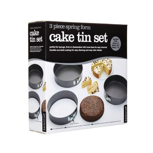 Komplet pekačev za torto