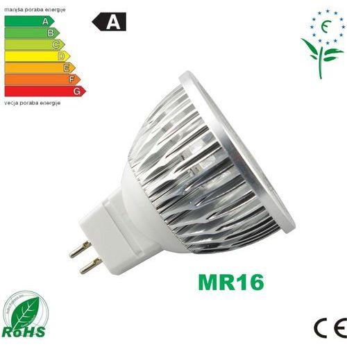 LED sijalka MR16 3W hladna bela