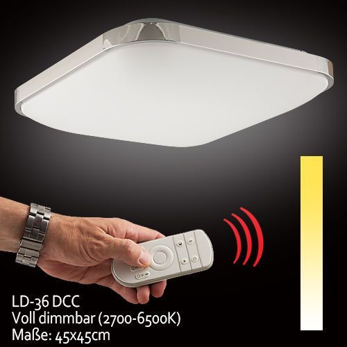 LED Stropna luč LD-36-DCC