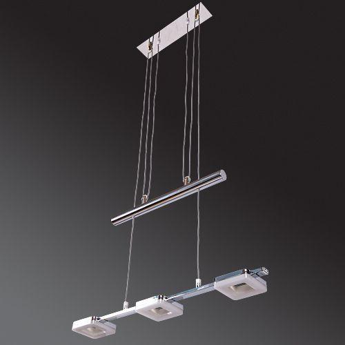 LED Viseča luč Hanga Kvader CC3