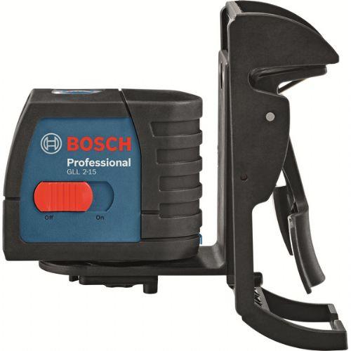 Križni laserski merilnik BOSCH GLL 2-15