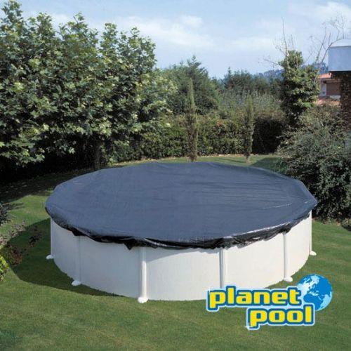 Pokrivalo GRE za bazen fi 550 cm - zimsko